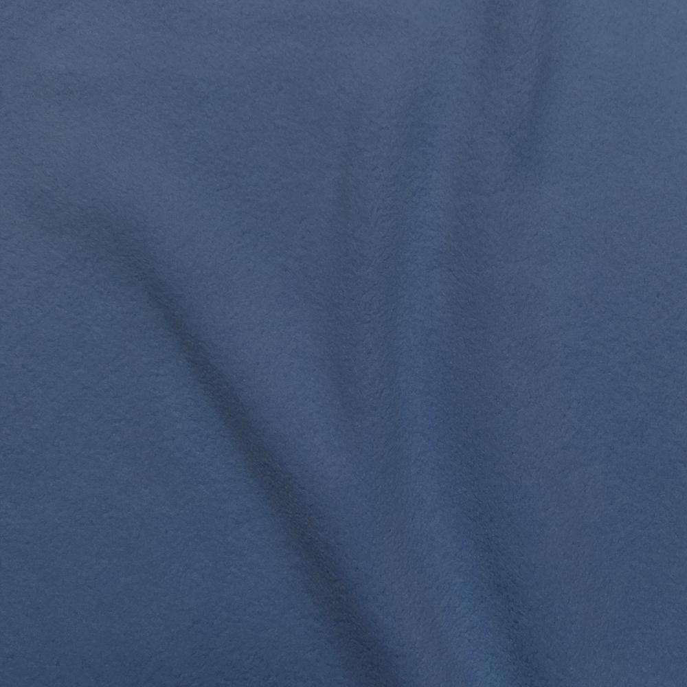 SHELYS FLEECE 240 DOUBLE BLUESTONE