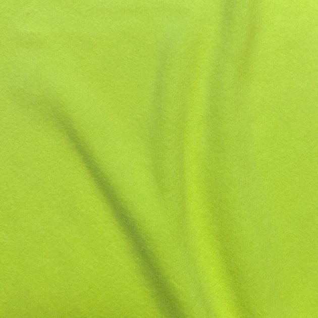 SHELYS FLEECE 240 DOUBLE LIME