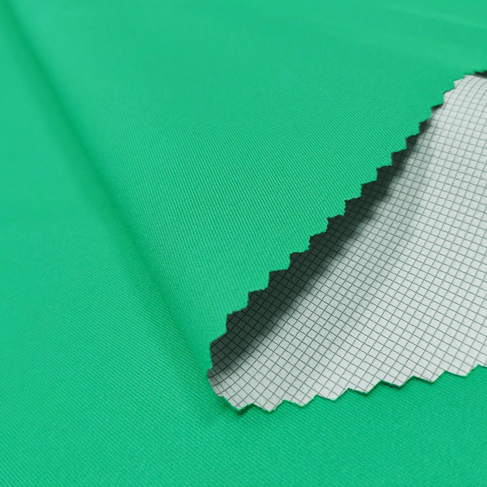 мембранные ткани для спортивной одежды PREKSOB BRILL MEMBRANE 3000 3000 BISCAY GREEN