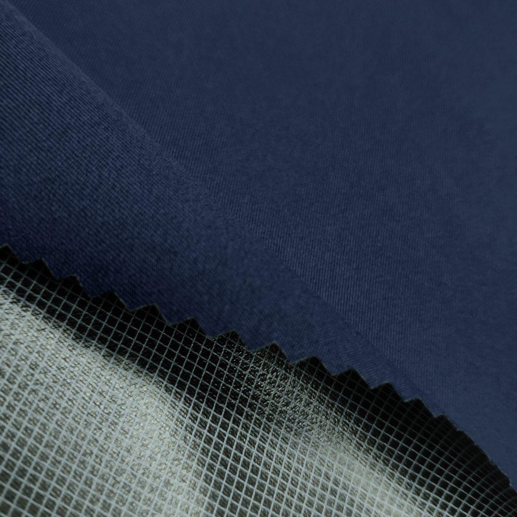 мембранные ткани для спортивной одеждыPREKSOB BRILL MEMBRANE 3000 3000 MEDIEVAL BLUE