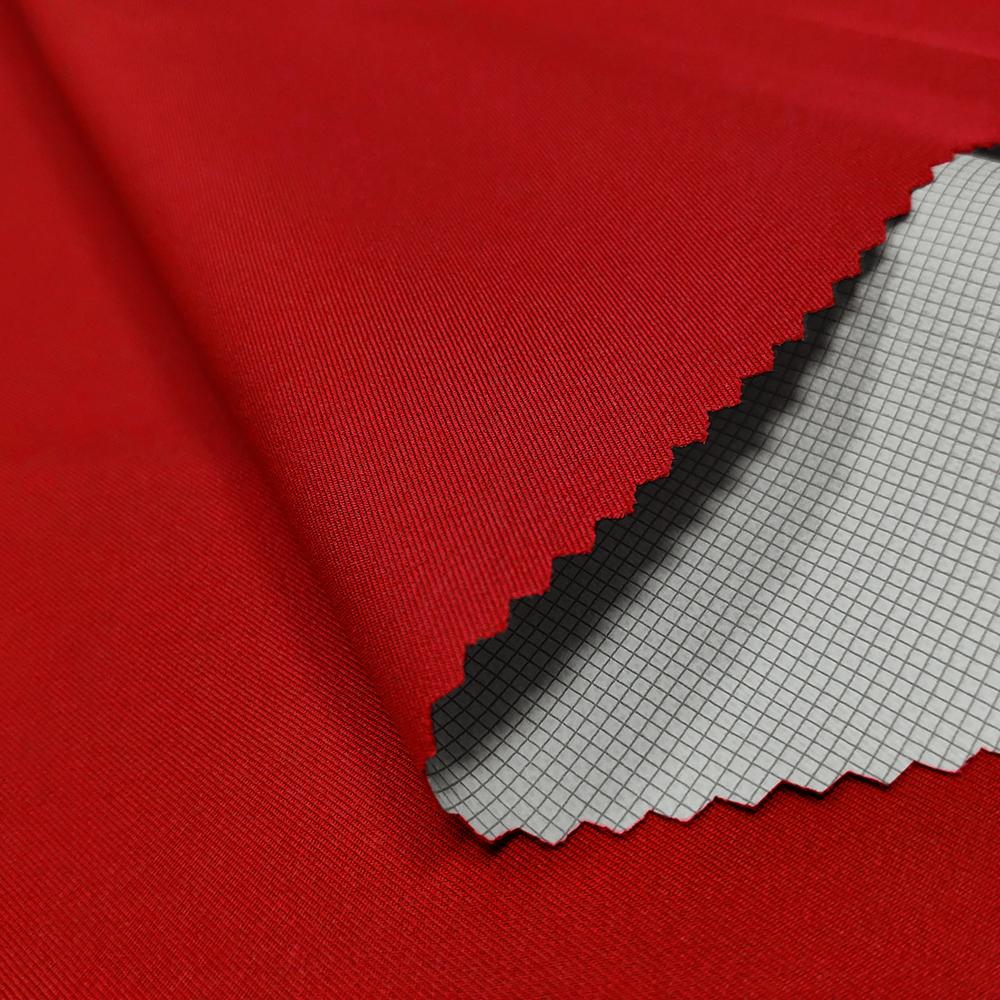 Мембранная ткань для спортивной одежды PREKSON BRILL MOLTEN LAVA