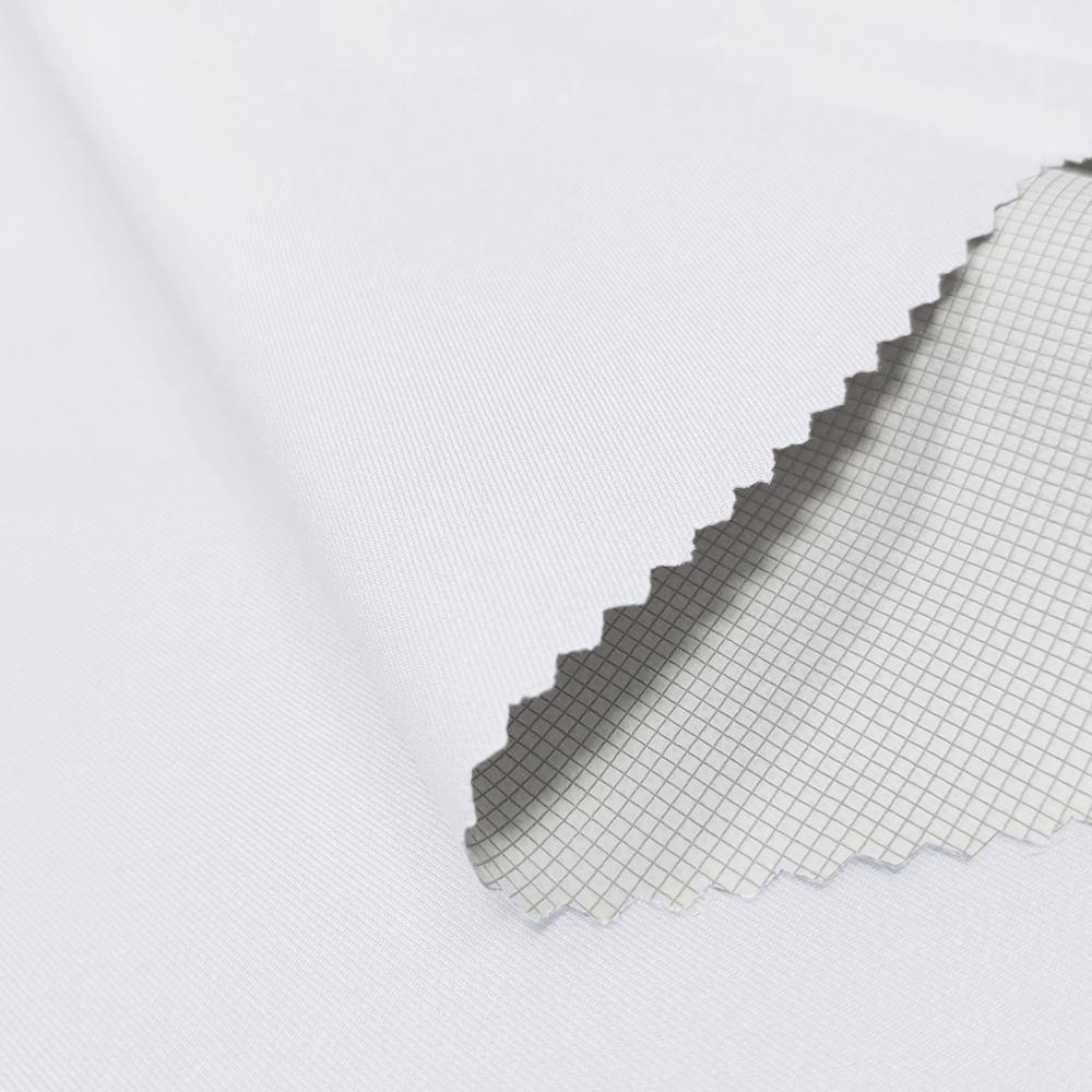 Мембранная ткань для спортивной одежды PREKSON BRILL WHITE