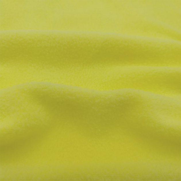 Односторонний желтый флис на подкладку FLEECE 180 LIGHT YELLOW