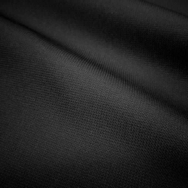 Курточная мембранная ткань черного цвета PREKSON BASIS BLACK