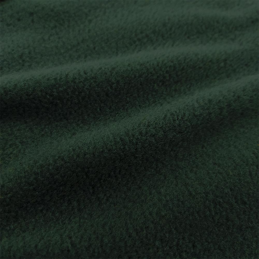 Флис темно-зеленый двухсторонний SHELYS FLEECE 200 DOUBLE DARK GREEN