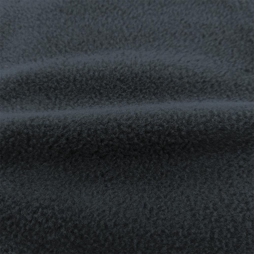 Флис темно-серый двухсторонний SHELYS FLEECE 200 DOUBLE DARK GREY