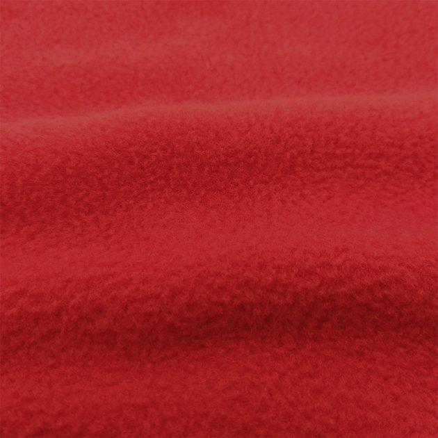 Флис красный двухсторонний SHELYS FLEECE 200 DOUBLE FIERY RED
