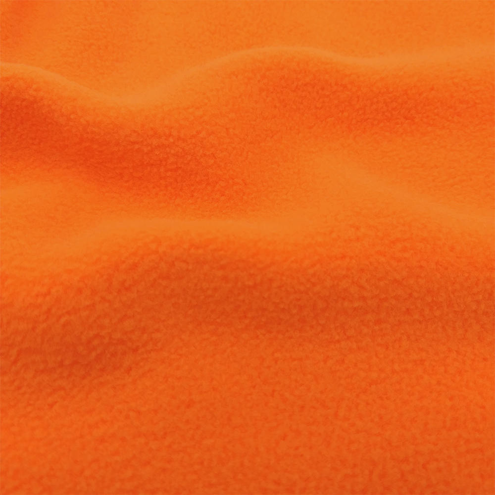 Двусторонний оранжевый флис SHELYS