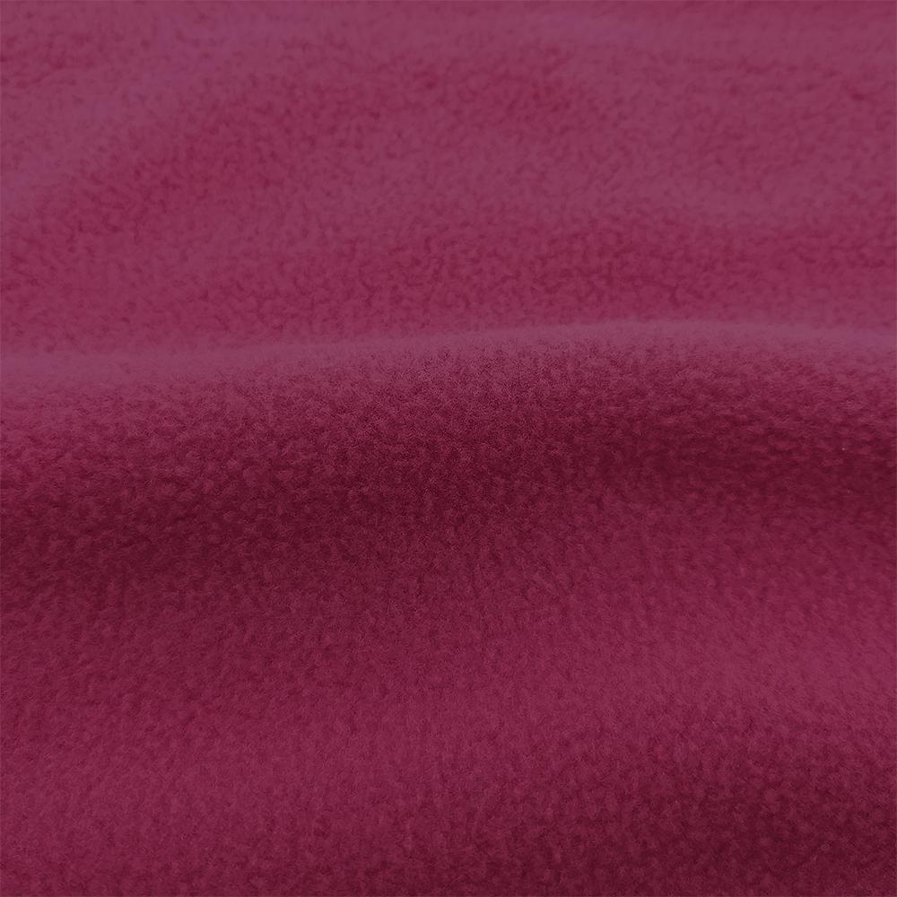 Флис малиновый двухсторонний SHELYS FLEECE 200 DOUBLE RASPBERRY