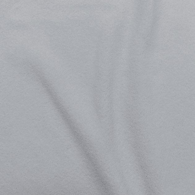 Флис двухсторонний теплый и пушистый SHELYS FLEECE 290 DOUBLE LIGHT SMOKY