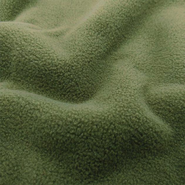 Флис двухсторонний теплый и пушистый SHELYS FLEECE 290 DOUBLE OLIVE BRANCH