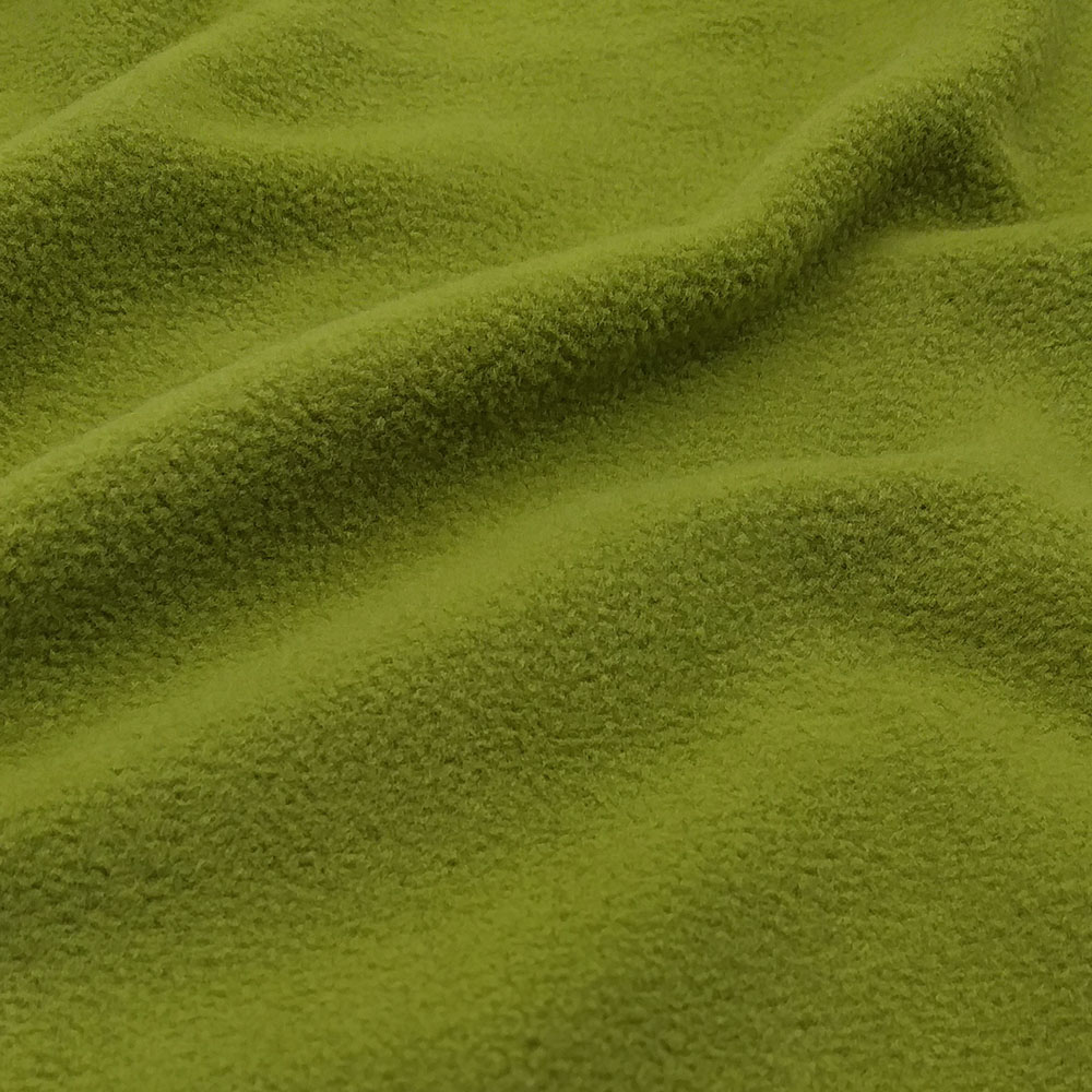 Двусторонний флис SHELYS FLEECE 240 DOUBLE зеленый