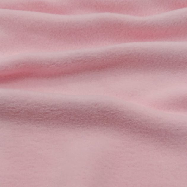 Двусторонний флис SHELYS FLEECE 240 DOUBLE BLUSH розовый
