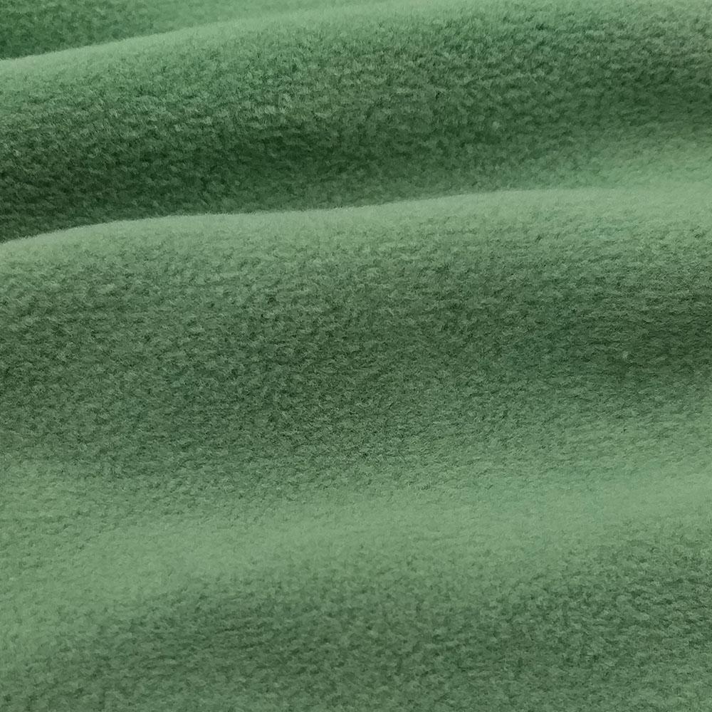 Двусторонний флис SHELYS FLEECE 240 DOUBLE HEDGE GREEN зеленый