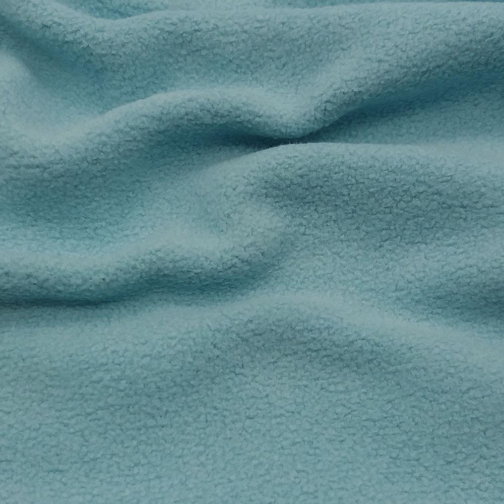 Двусторонний флис SHELYS FLEECE 240 DOUBLE SEA ANGEL голубой